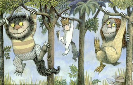 Where the Wild Things Are book and movie activities